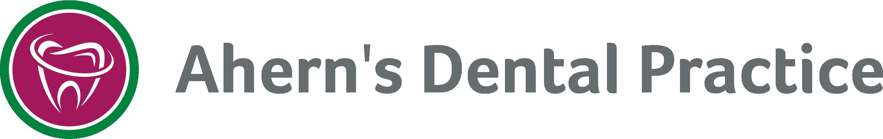 Ahern's Dental Practice Logo